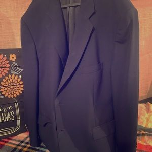 Navy Blue Brooks Brothers Sports coat like new